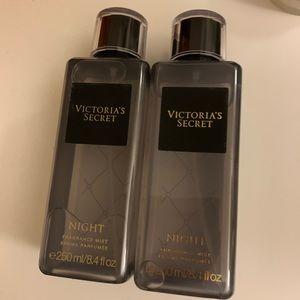 Night fragrance mist